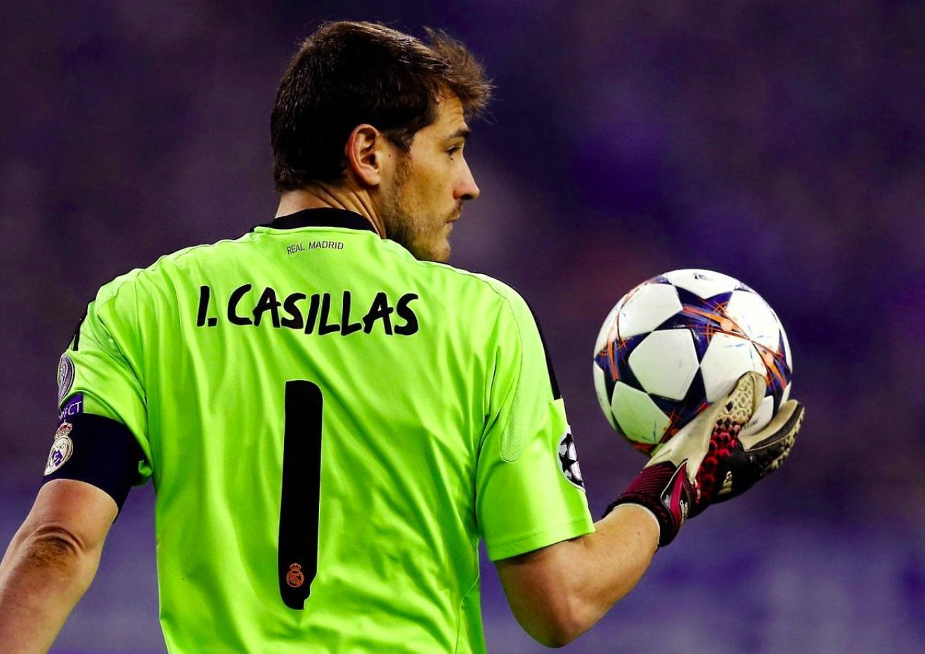 Касияс си припомни раздялата с Реал