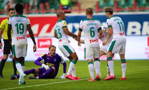 Локомотив Москва и Криля Советов завършиха при резултат 1:1 bet365